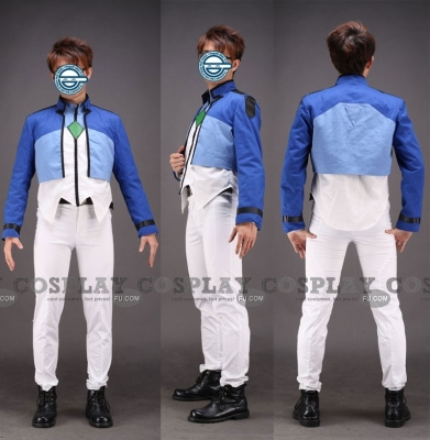 Setsuna Cosplay (Uniform 2-253) from Gundam 00