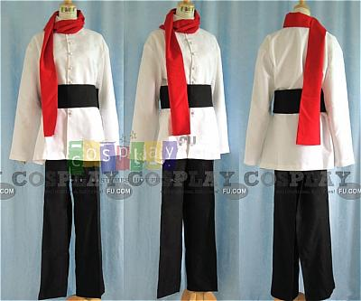 Setsuna Cosplay (Casual Outfit) from Gundam 00