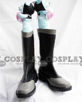 Setsuna Shoes (D004) from Gundam 00