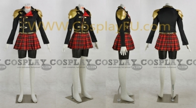 Seven Costume (B131) from Final Fantasy Type 0