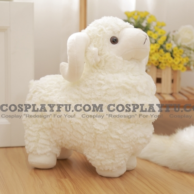 Sheep Plush (New Zealand) from Hetalia