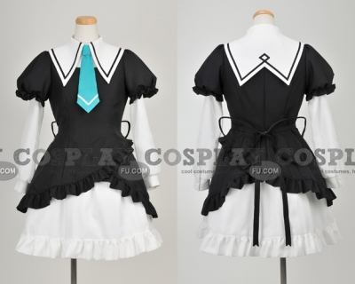 Sherlock Cosplay (Uniform) from Tantei Opera Milky Holmes