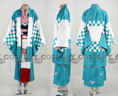 Shiemi Cosplay (Kimono) from Blue Exorcist