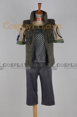 Shikamaru Cosplay (001-C62) from Naruto