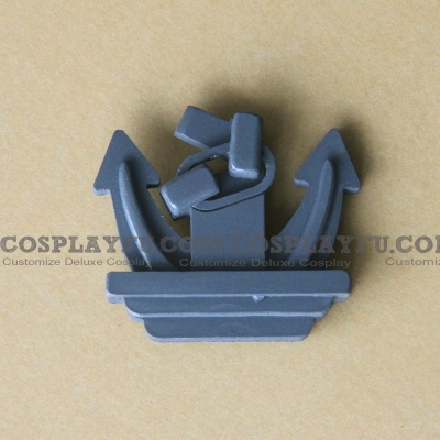 Shimakaze Brooch from Kantai Collection