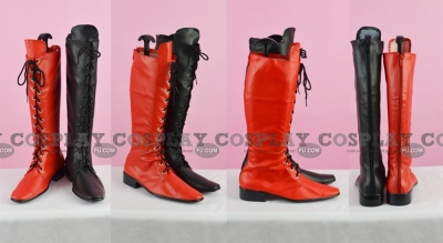 Shin Shoes (D067) from Amnesia