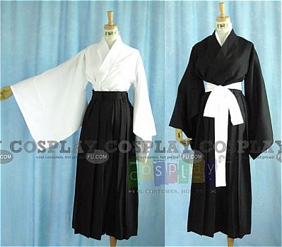 Shinigami Cosplay (Kimono) from Bleach