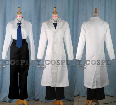 Shinra Cosplay from Durarara