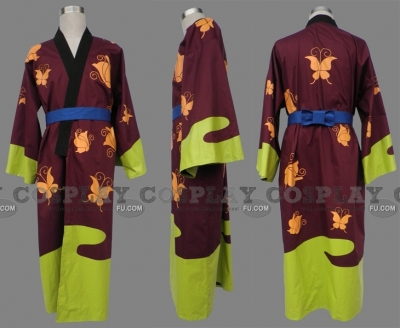 Shinsuke Costume from Gin Tama