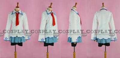 Shirahime Kanata Cosplay from Oto X Maho