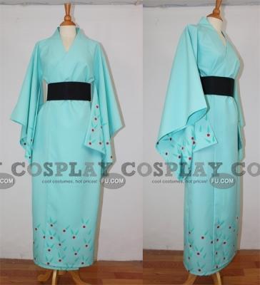 Shiro Cosplay (Kimono) from Adekan