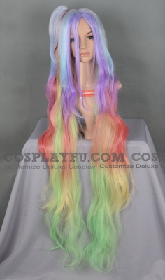 Shiro Wig (2nd) from No Game No Life