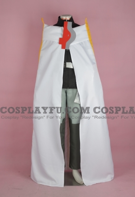 Shiroe Cosplay from Log Horizon