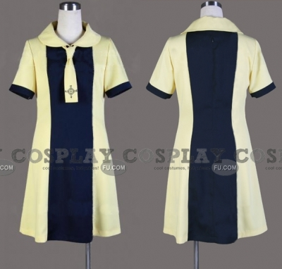 Shitenhoji Girl Uniform from Prince of Tennis