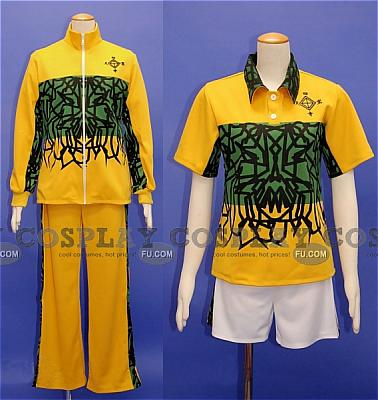Shitenhouji Uniform from Prince of Tennis