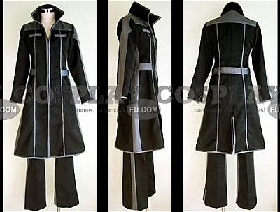 Shizumasa Cosplay (Black) from  The Gentlemen's Alliance Cross