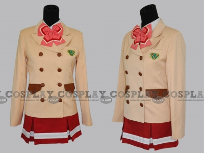 Shoko Costume from Valvrave the Liberator