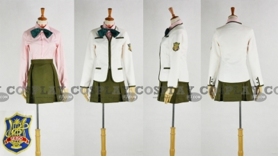 Shoko Cosplay (Uniform) from La Corda d Oro