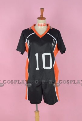 Shoyo Cosplay from Haikyu