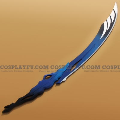 Shu Void Sword from Guilty Crown