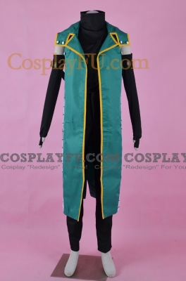 Shun Cosplay from Bakugan Battle Brawlers