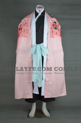 Shunsui Cosplay (009-C53) from Bleach