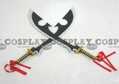 Shunsui Swords from Bleach