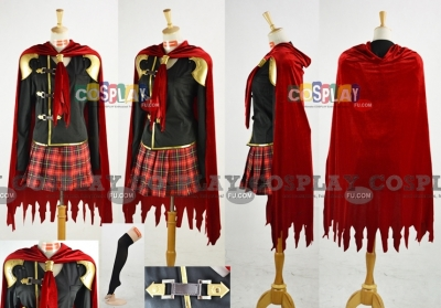 Sice Cosplay (B130) from Final Fantasy Type 0