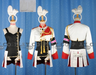 Chiester 45 Cosplay from Umineko no Naku Koro ni