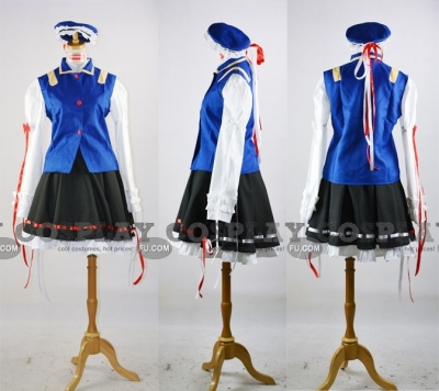 Sikieiki Cosplay from Touhou Project