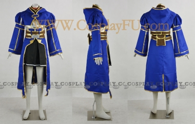 Silica Cosplay (Blue) from Sword Art Online
