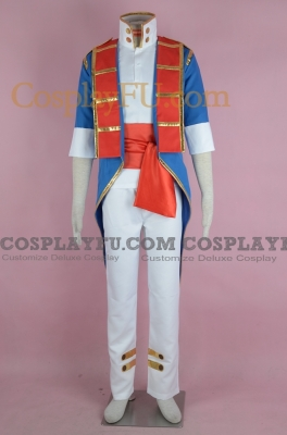 Simon Costume (2nd) from Gurren Lagann