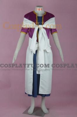 Sinbad Costume (2nd) from Magi