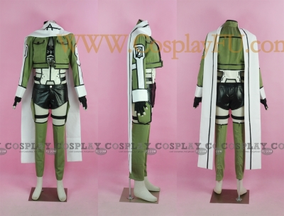 Sinon Cosplay (Gun Gale Online) from Sword Art Online