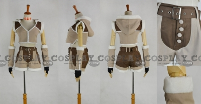 Sinper Cosplay from Ragnarok Online