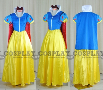 Snow White Costume from Snow White and the Seven Dwarfs
