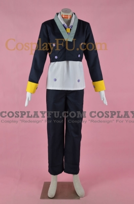 Soda Costume from Katanagatari