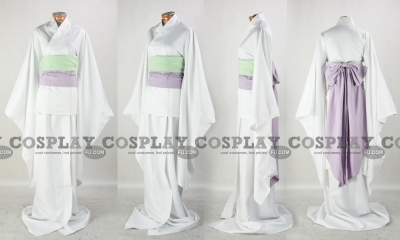 Shirayuki Cosplay from Bleach