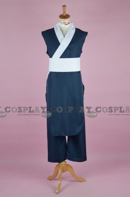 Sokka Costume from Avatar The Last Airbender