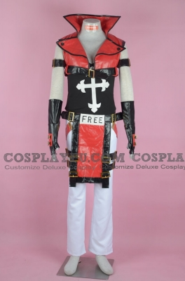 Sol Costume from Guilty Gear