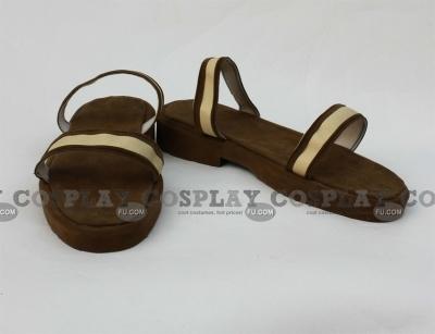 Soma Shoes (1434) from Kuroshitsuji