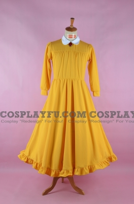 Sophie Cosplay (Yellow) from Howls Moving Castle