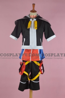 Sora Cosplay from Kingdom Hearts