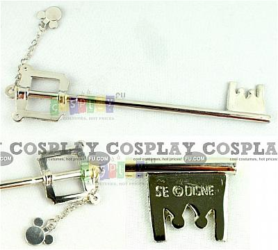 Sora Key (Small) from Kingdom Hearts
