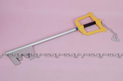 Sora Key Weapon (CV-067-P01) from Kingdom Hearts