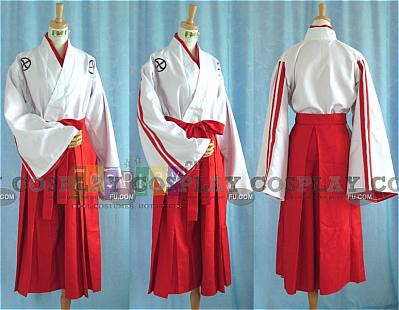 Rukia Cosplay (Soul Reaper Academy Uniform) from Bleach