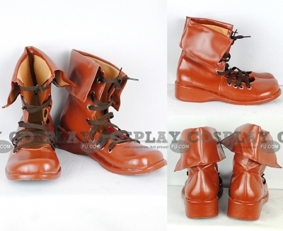 Souseiseki Cosplay Shoes from Rozen Maiden