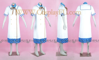 Hikari Cosplay (Spica Summer Uniform) from Strawberry Panic