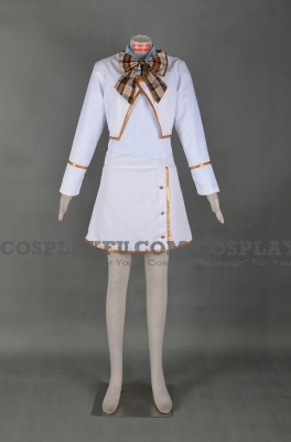 Hikari Cosplay (Spica Winter Uniform) from Strawberry Panic
