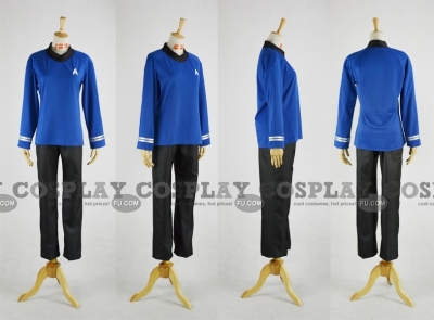 Spock Cosplay from Star Trek